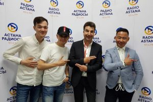 Radio Asia 2018 in Kasachstan